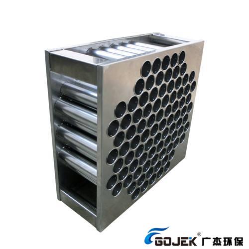 静电油烟净化器-蜂窝型电场