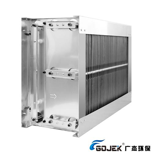静电油烟净化器-板线型电场