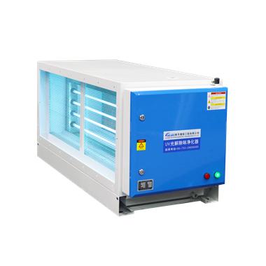 8000风量UV光解油烟净化器